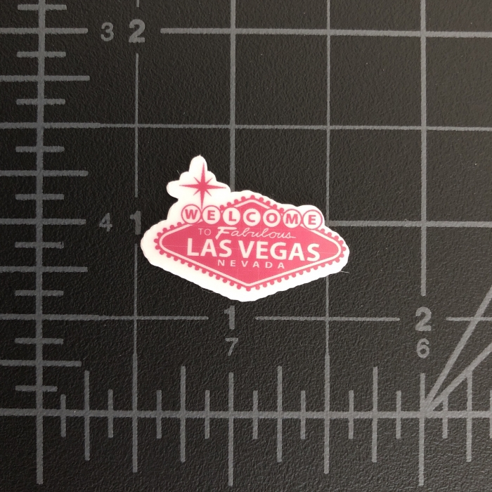 RC Swag Sticker - Welcome to Las Vegas
