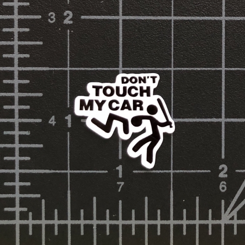 RC Swag Miniature Stickers - 1 inch Decal
