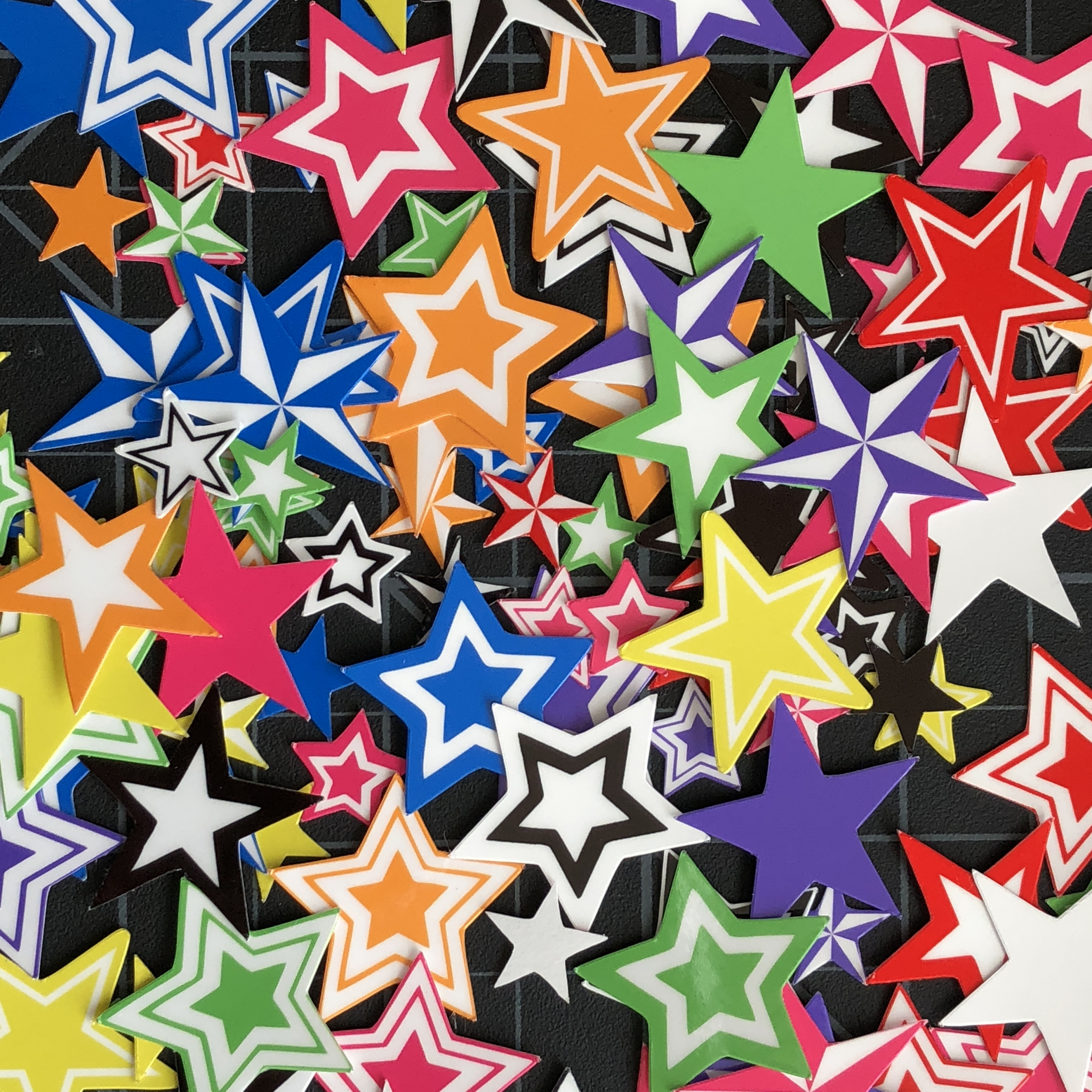 ALL Stars Sticker SWAG Packs by RC SWAG Custom Stickers