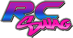 RC SWAG – Stickers, T-Shirts, Hoodies, RC Kits & More! Logo