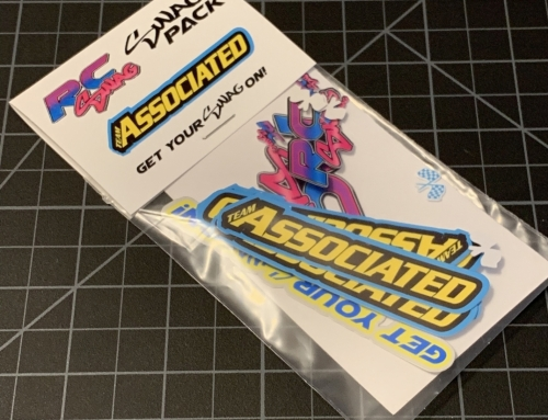 RC Sponsor Stickers – Custom Colors!