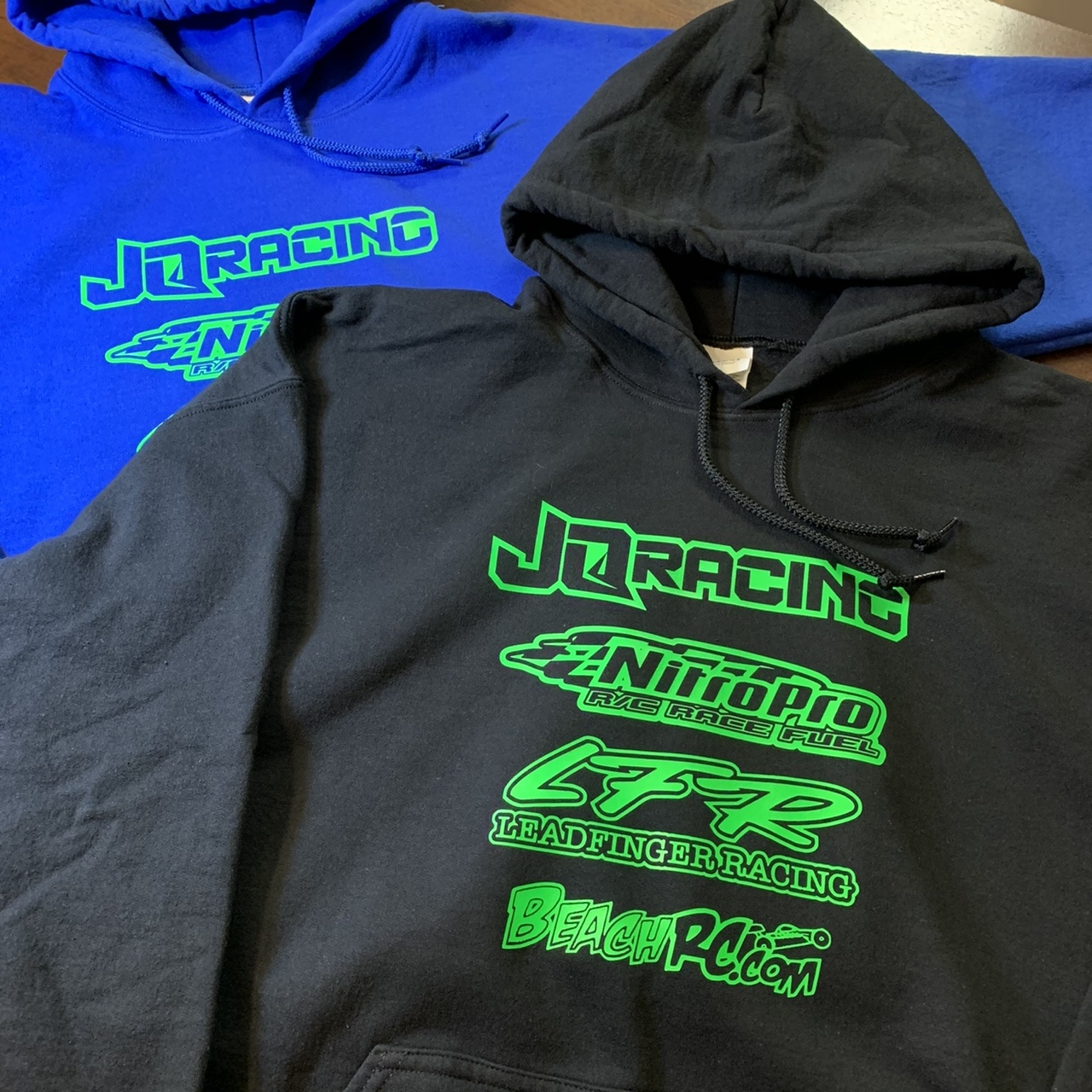 RC Sponsor Hoodies - Custom Hoodies by RC SWAG
