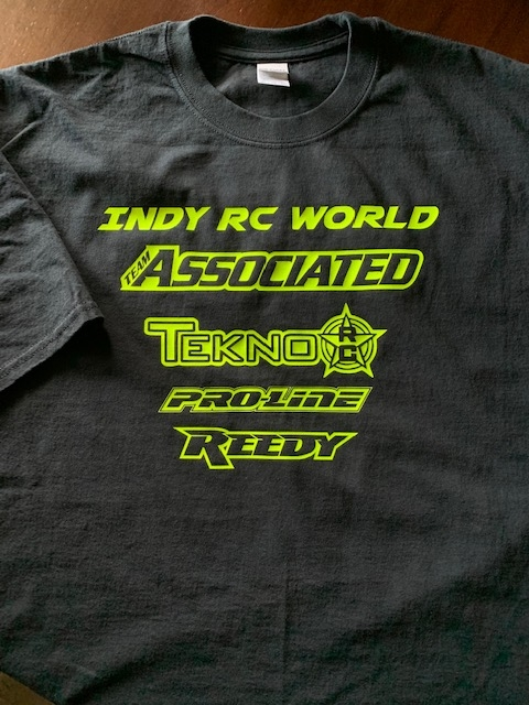 RC Sponsor Logo Shirts by RC SWAG