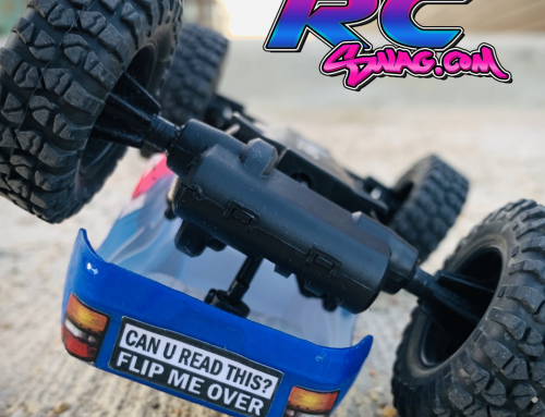 RC Bumper Stickers
