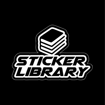 Sticker / Decal Library