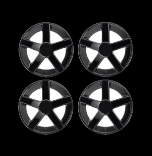 mini wheel stickers five spoke