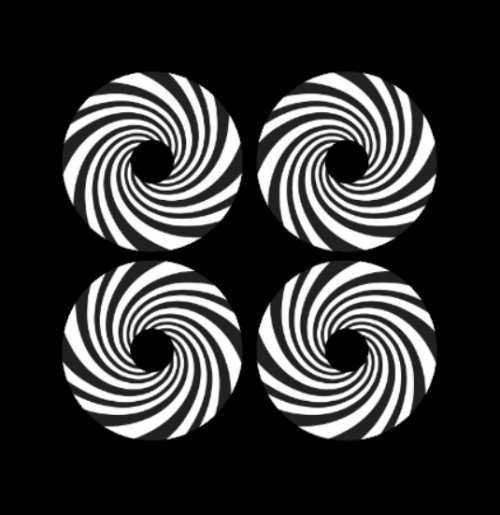 mini wheel stickers hypnotic