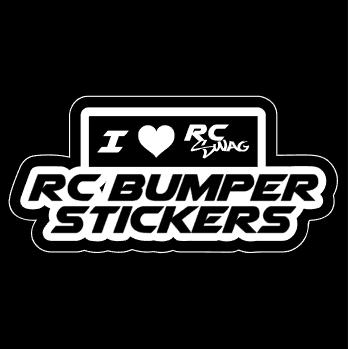 RC Bumper Stickers