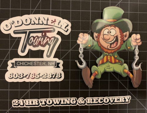 Sticker Printing – Full-Color and Die Cut Stickers