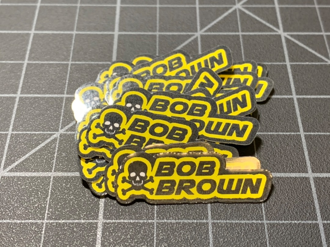Name Stickers - Custom Stickers & Decals by RCSWAG